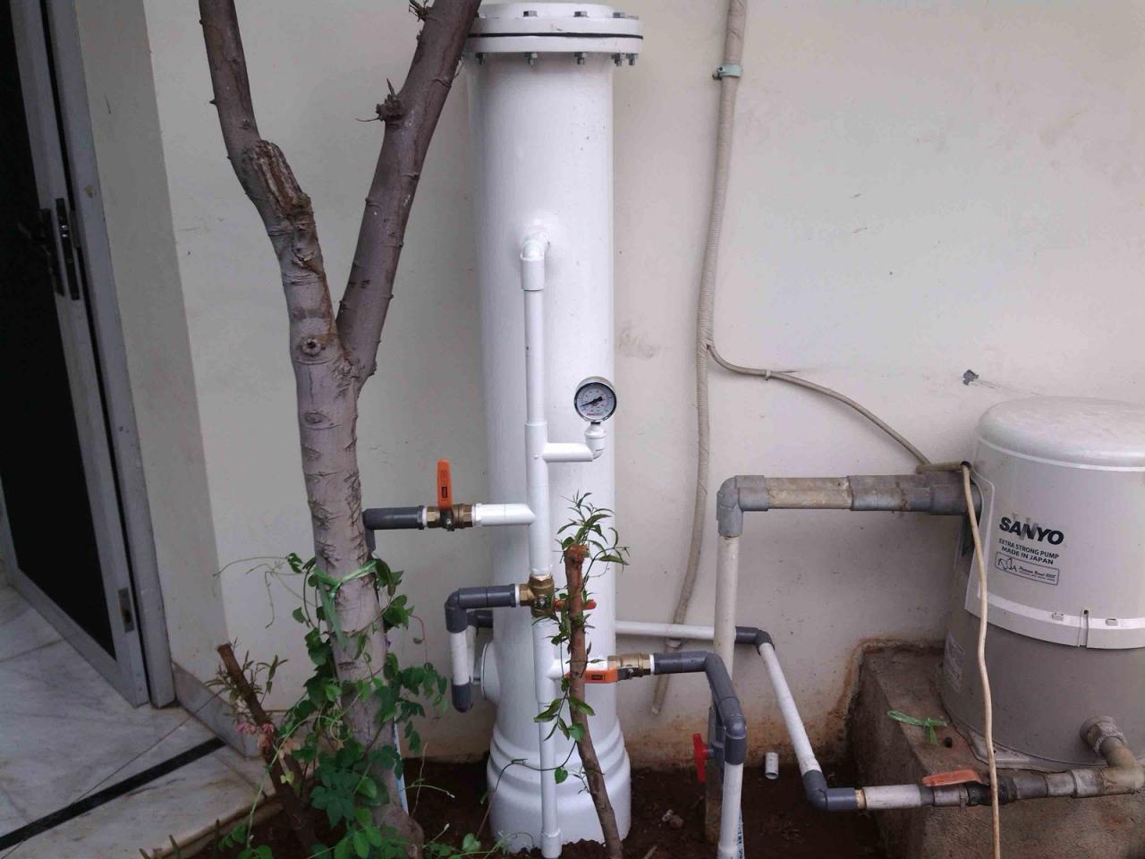 pompa air sumur dalam 100 meter