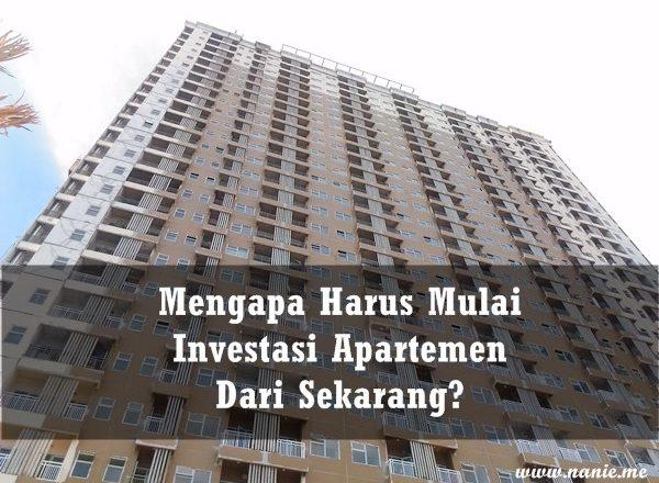 apartemen surabaya timur dekat ITS