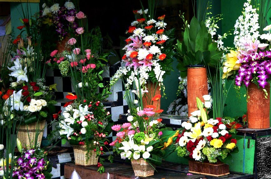 Usaha Florist