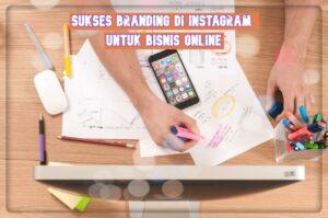 cara branding produk di instagram