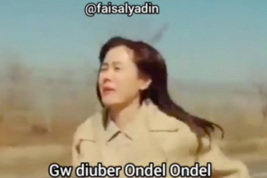 parodi dramaqu crash landing on you