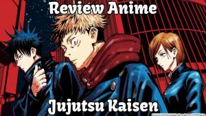 jujutsu kaisen review