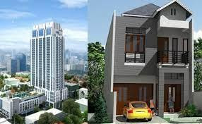 beli rumah atau apartemen
